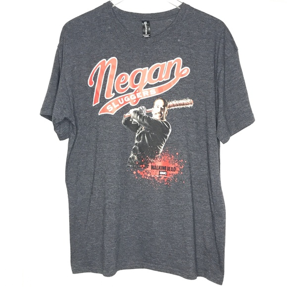 Loot Crate Other - Negan Sluggers Walking Dead Graphic Tee A170431